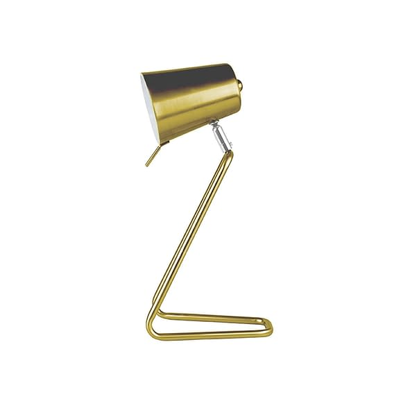 Leitmotiv - Tafellamp Z - Metaal Messing