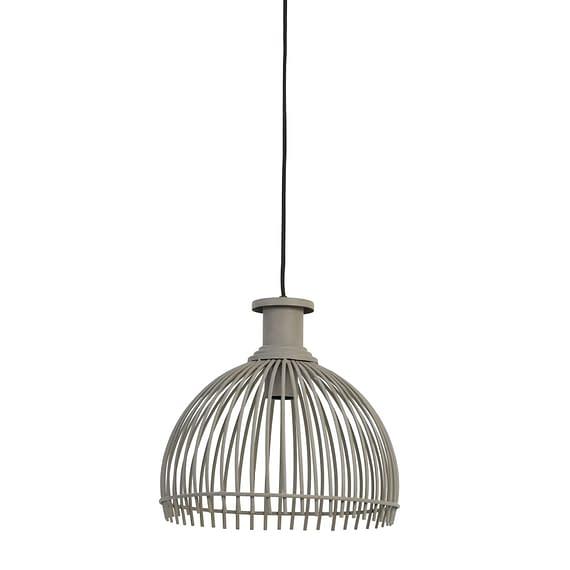Hanglamp Ø30x28 cm MARONKA cement