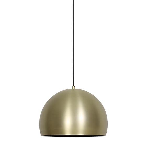 Light & Living - Hanglamp JAICEY - Antiek-Brons - S - 2908518