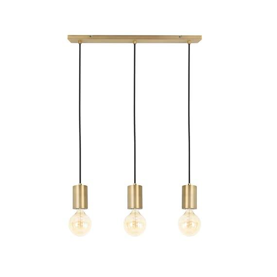 Pendel hanglamp met 3 lichtbronnen