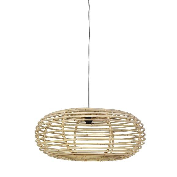 Hanglamp ALANA - Rotan Naturel - S