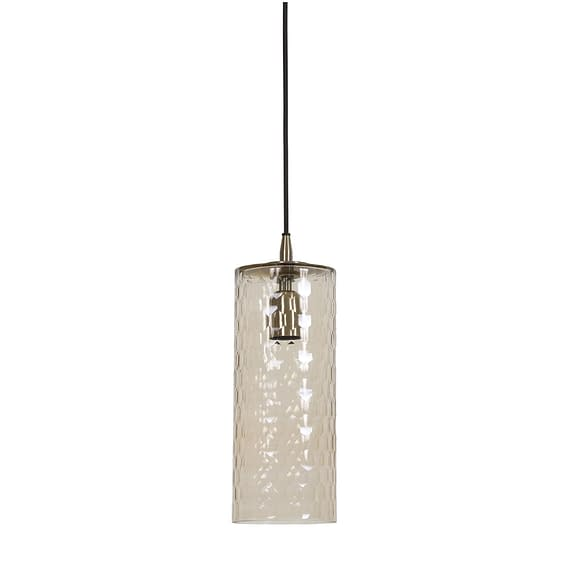 Light & Living - Hanglamp DYLANA - glas antiek brons - M - 2915318