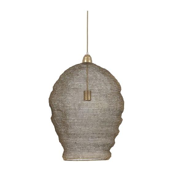 Light & Living - Hanglamp NIKKI - Gaas Antiek-Brons - 3072518