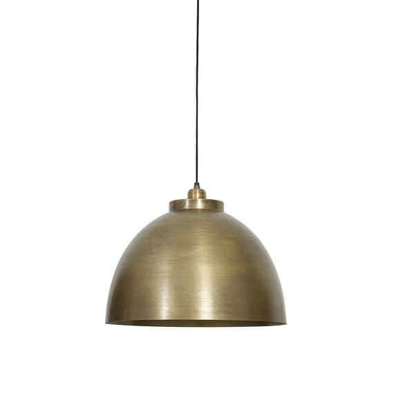 Hanglamp KYLIE - Ruw Oud Brons - L