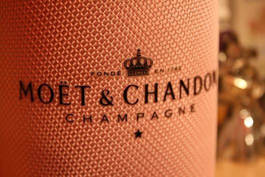 Moët champagne - mousserende wijn