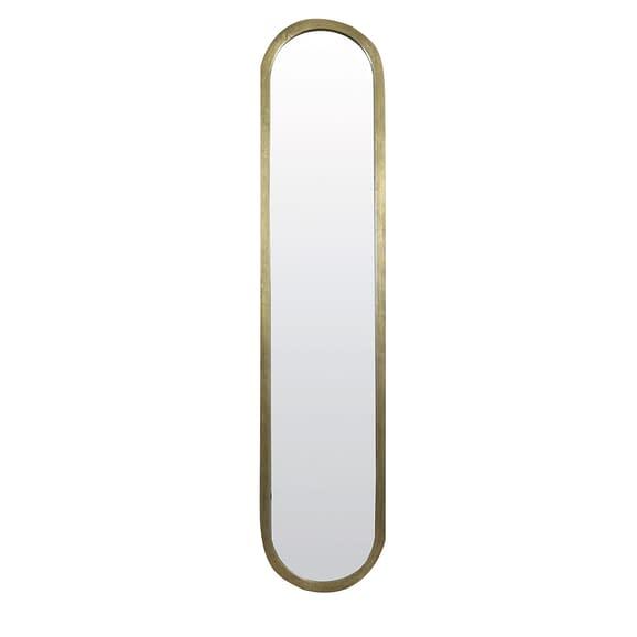 Spiegel 38x3x175 cm FARAH antiek brons