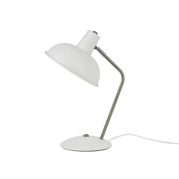 Leitmotiv - Tafellamp Hood - IJzer mat Wit - 37