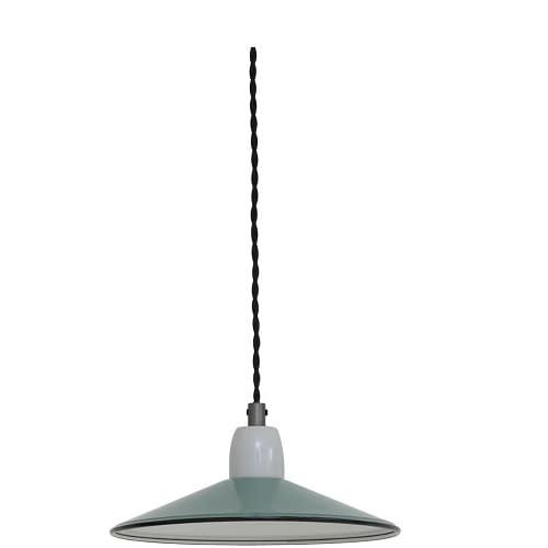 Groene hanglamp - 1001860