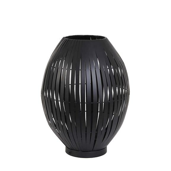 Tafellamp Ø42x55 cm KYOMI mat zwart
