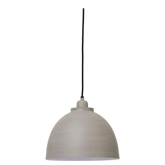 Hanglamp KYLIE - Beton-Wit - M