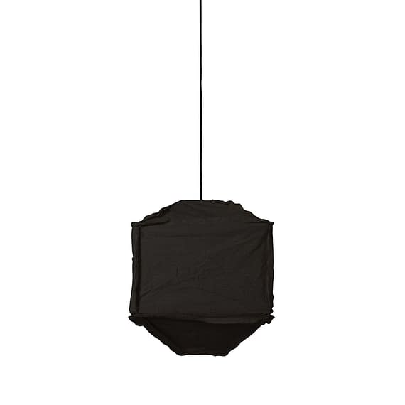 Hanglamp 40x40x50 cm TITAN zwart
