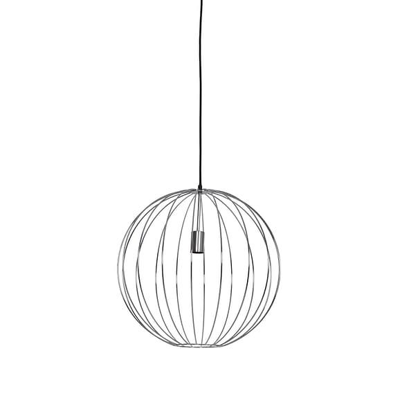 Light & Living Hanglamp Suden - Chroom - Ø50x51 cm