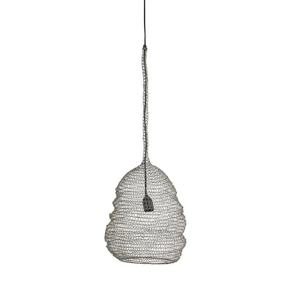 Hanglamp Anien - Antiek Brons - Ø30 x 40 cm