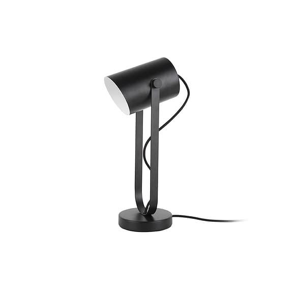 Zwart Tafellamp Snazzy - Metaal Mat Zwart - 41