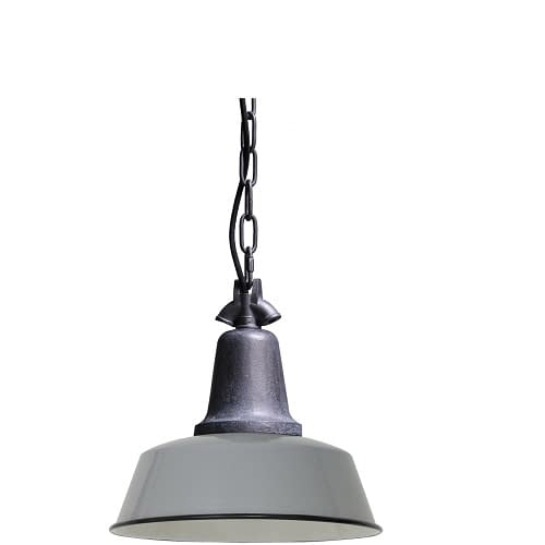 Oude industriële lamp - 1000130