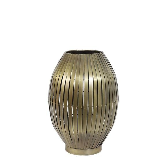 Tafellamp Kyomi - Antiek Brons - Ø34x38 cm