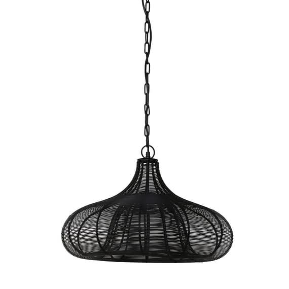 Hanglamp AMAYA - Zwart