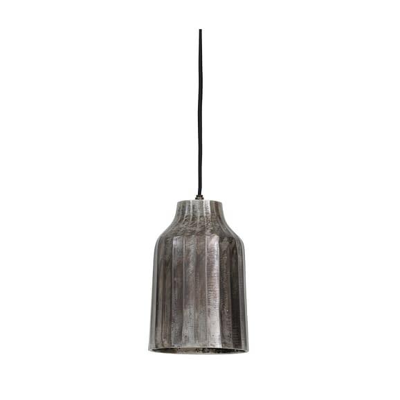 Light & Living Hanglamp Cheyda - Zwart Parelmoer - Ø15x24 cm