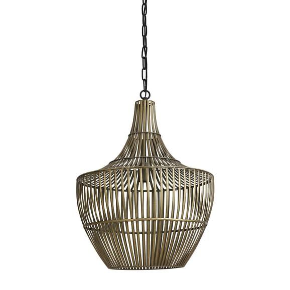 Hanglamp Stella - Antiek Brons - Ø47 x 62