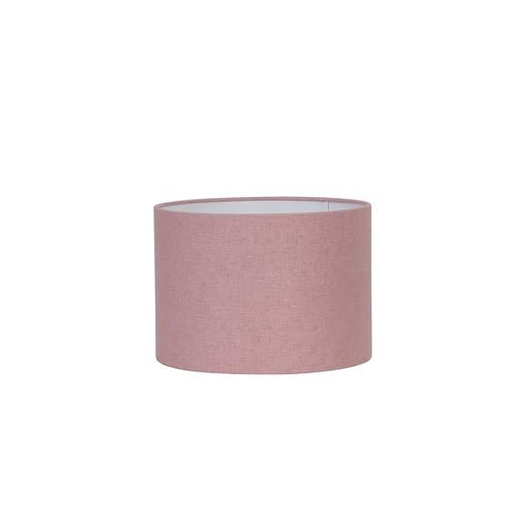 Cilinder lampenkap Livigno - Roze - Ø30x21 cm