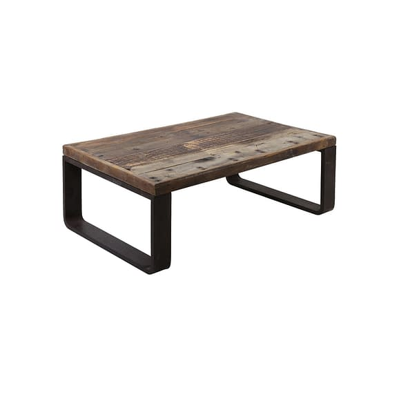 Light & Living - Salontafel Cuena - Recycled Hout - 120x80x45 cm
