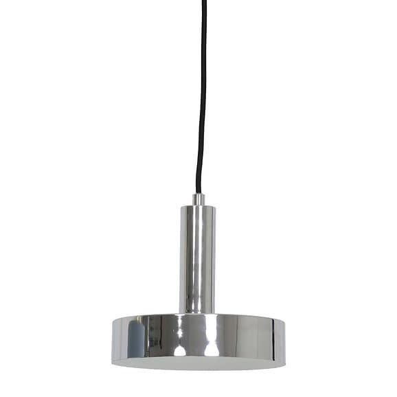 Hanglamp Bosac - Chroom - Ø20 x 5 cm