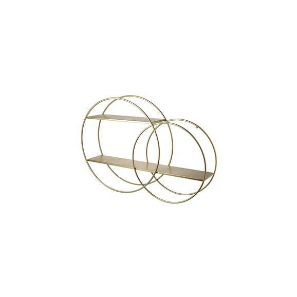 Parlane - Wandrek Double Loop - Goud - 84