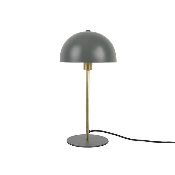 Leitmotiv - Tafellamp Bonnet - Metaal Jungle Groen - 20x20x39cm