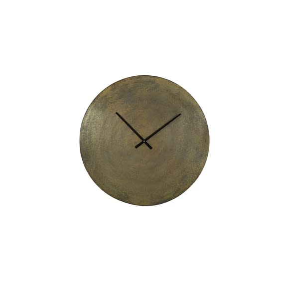 Klok LICOLA - antiek brons - M