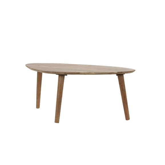 Light & Living - Salontafel Chevano - Hout Naturel - 80x50x35 cm