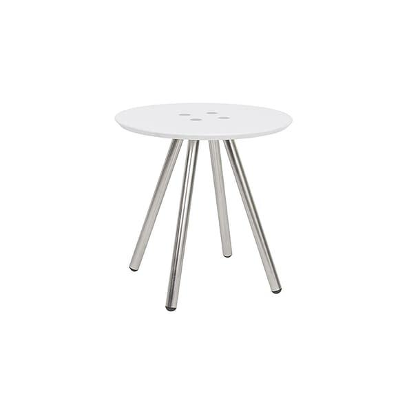 Wit Side table Sliced - Wit