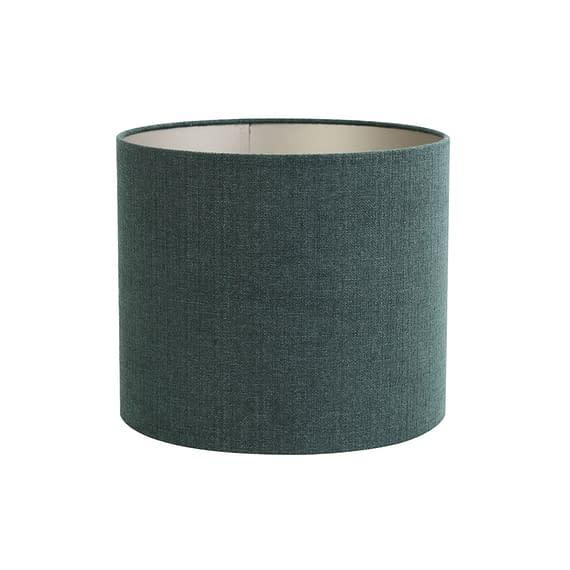 Kap cilinder Emerald - Groen - Ø25x30 cm