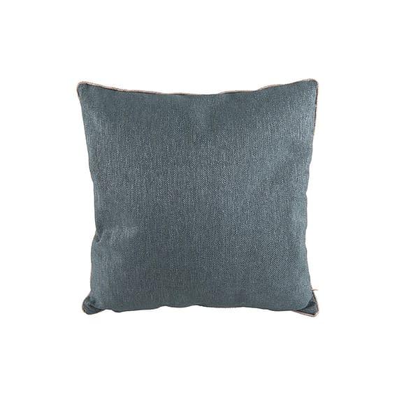 Blauw Kussen Blend - Donkerblauw - 45x45cm