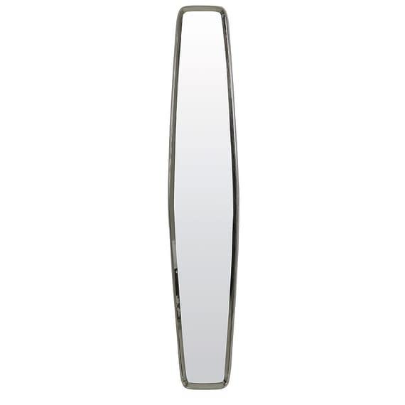 Spiegel Fajah - Nikkel - 32 x 4 x 174 cm
