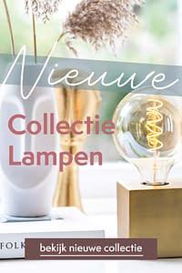 Nieuwe collectie van light & living
