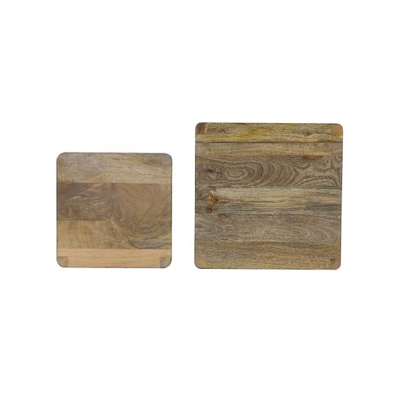 Light & Living Stijn houten zuil
