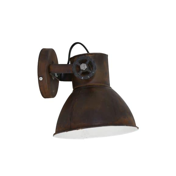 Wandlamp 20x18x19 cm ELAY roest