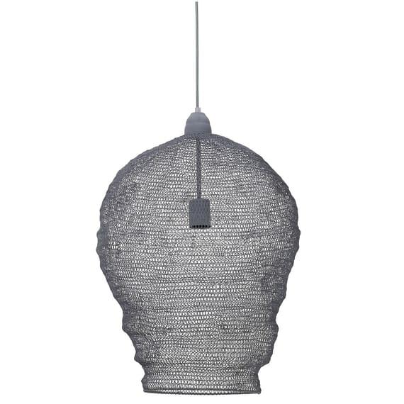Hanglamp NIKKI - Gaas Grijs