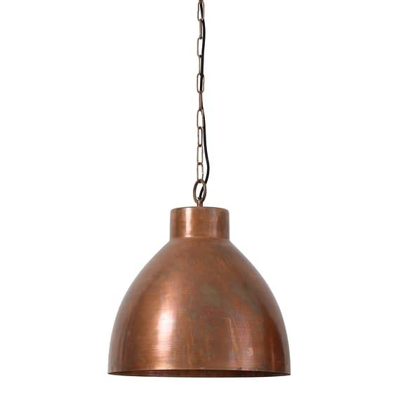 Hanglamp AGATA - Vintage Koper - L