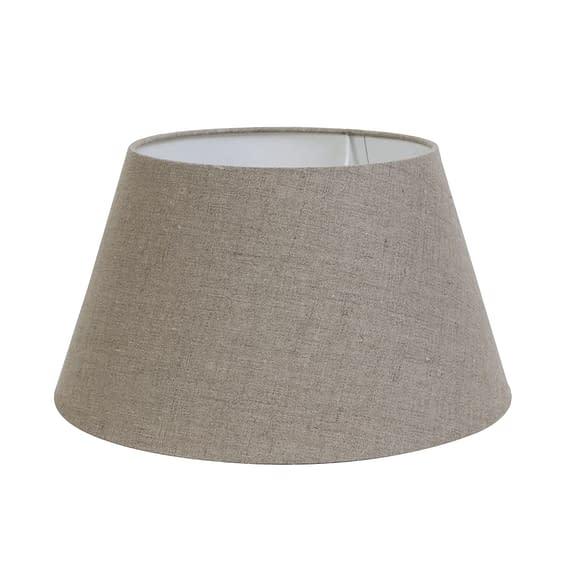 Kap drum 40-30-22 cm DARK LINEN
