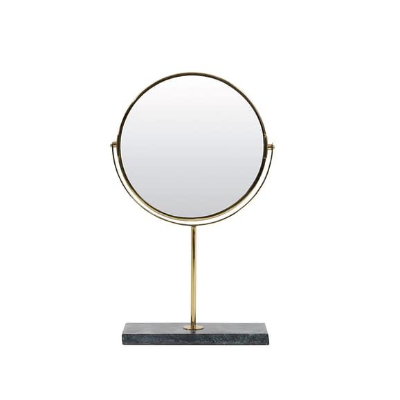 Spiegel op voet 24x9x40