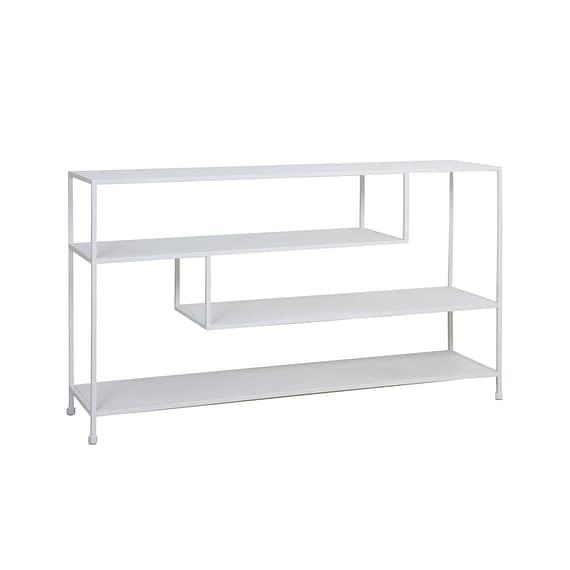 Side table 140x35x80 cm YLAYA mat wit
