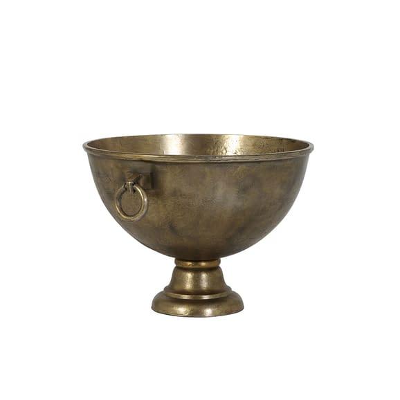 Champagnekoeler CHIQUE - Antiek-Brons