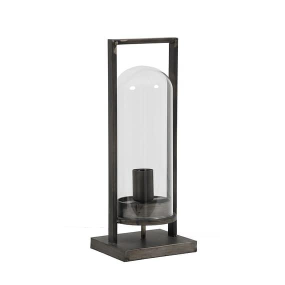 Dutchsteel tafellamp Ylan Black