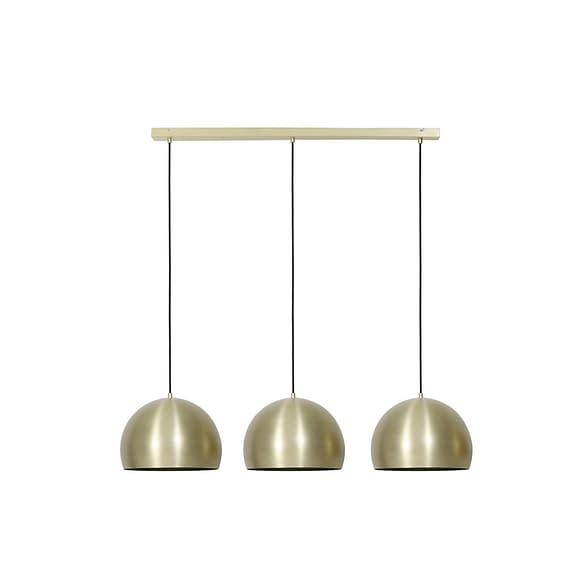 Light & Living - Hanglamp JAICEY - Antiek-Brons 3-Lichtpunten - 2908818