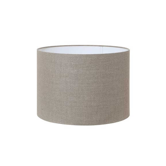 Kap cilinder 30-30-30 cm DARK LINEN