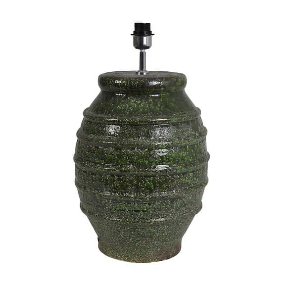 Lampvoet Ø32x57 cm DUCANO keramiek groen