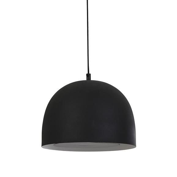 Hanglamp Sphere - Zwart - Ø31x26 cm