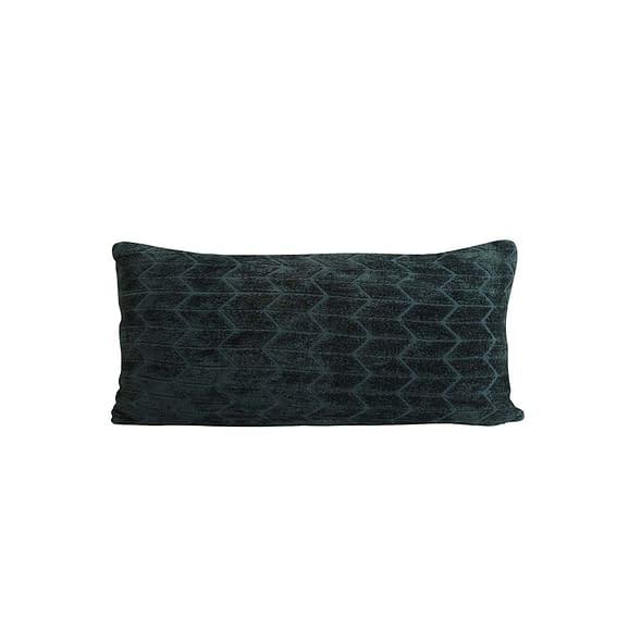 Kussen 60x30 cm MUDELI groen
