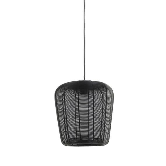 Hanglamp Adeta - Zwart - Ø28x30 cm